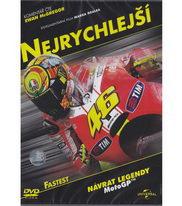 Nejrychlejší - Návrat legendy Moto GP - DVD
