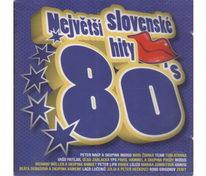 Největší slovenské hity 80.let - CD