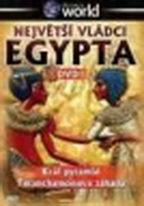 Největší vládci Egypta DVD 1 - pošetka - bazarové zboží