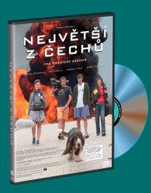 Největší z Čechů - DVD