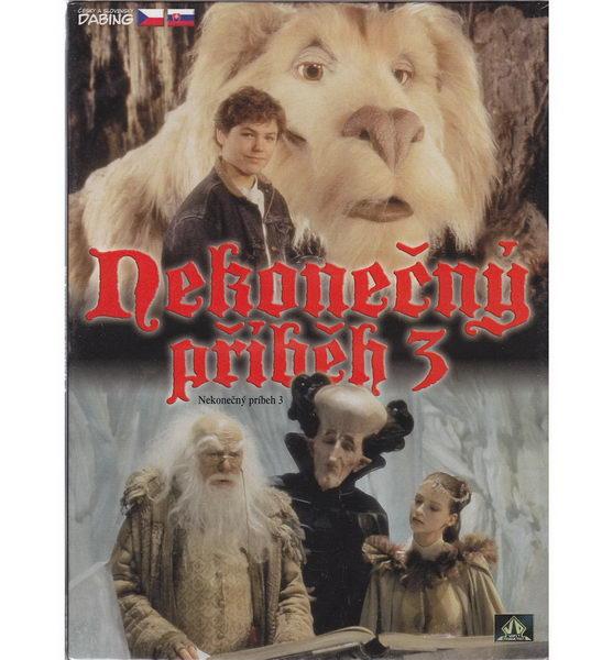 Nekonečný příběh 3 /digipack/- DVD