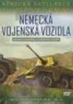 Německá artilerie II.světové války - Německá vojenská vozidla - DVD