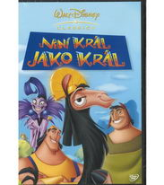 Není král jako král - DVD plast
