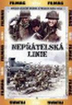 Nepřátelská linie - DVD