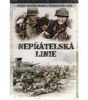 Nepřátelská linie ( plast ) DVD