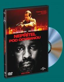 Nepřítel pod ochranou - DVD plast
