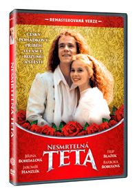 Nesmrtelná teta - remasterovaná verze - DVD plast