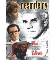 Nesmrtelný - DVD pošetka