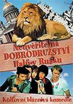 Neuvěřitelná dobrodružství Italů v Rusku  - DVD plast