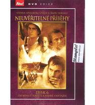 Neuvěřitelné příběhy 6 - St. Spielberg - DVD