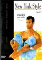 New York style level 1 - Pilates pro muže - DVD