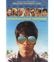 Nezapomenutelné prázdniny - DVD plast