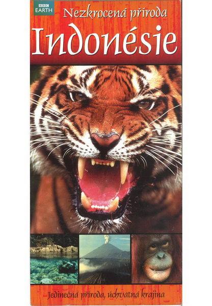 Nezkrocená příroda - Indonésie - DVD