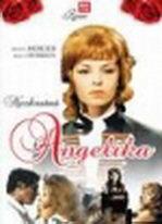 Nezkrotná Angelika - DVD