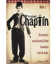 Neznámý Chaplin DVD 2