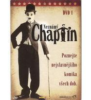 Neznámý Chaplin - DVD