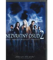 Nezvratný osud 2 - DVD plast