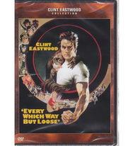 Nikdy neprohrát / Every which way but loose - originální verze - DVD