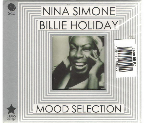 Nina Simone, Billie Holiday - Mood selection - 2 CD