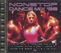 Nonstop dance mix '98 - CD