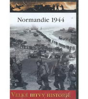 Velké bitvy historie 34 - Normandie 1944 ( slim ) DVD