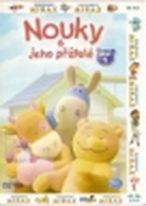 Nouky a jeho přátelé 1 ( pošetka ) DVD