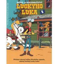Nová dobrodružství Luckyho Luka 8 - DVD