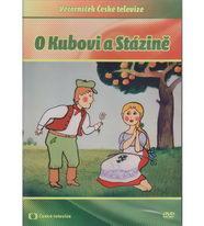 O Kubovi a Stázině - DVD