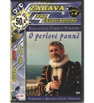 O perlové panně - DVD