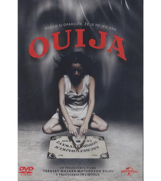 OUIJA - DVD plast