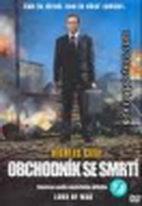 Obchodník se smrtí - Nicolas Cage - DVD pošetka