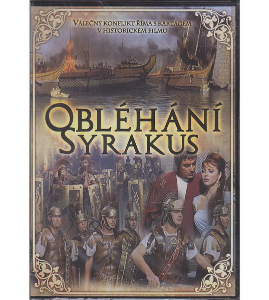 Obléhání Syrakus - DVD