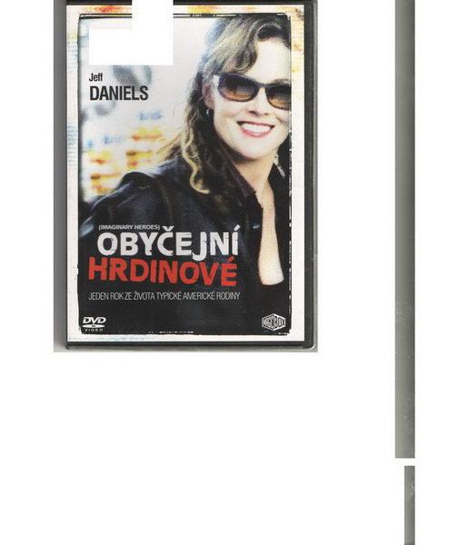 Obyčejní hrdinové - DVD