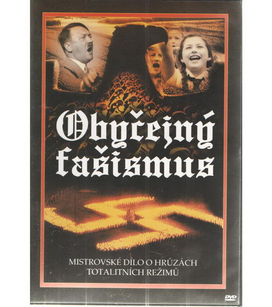Obyčejný fašismus - DVD