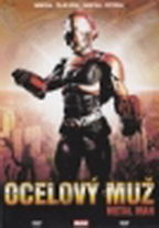 Ocelový muž - DVD