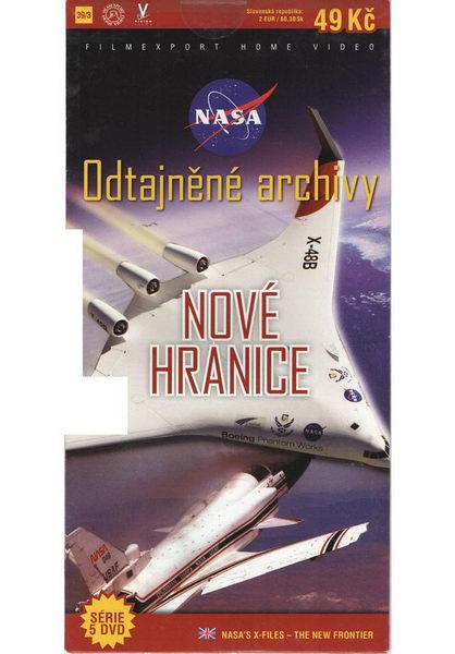 Odtajněné archivy - Nové hranice - DVD