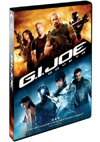 G.I. Joe Odveta ( plast ) - DVD