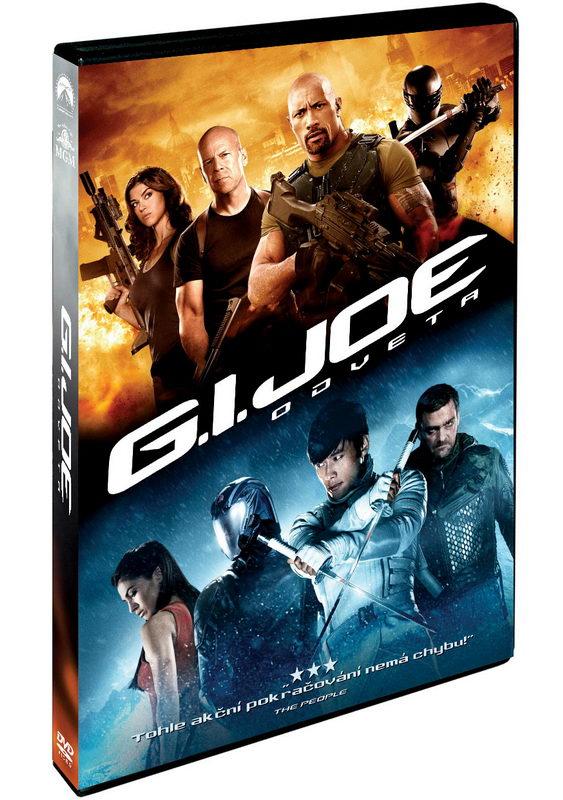 G. I. Joe Odveta DVD