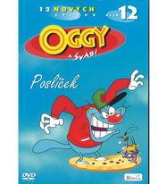 Oggy a švábi 12 - Poslíček - DVD
