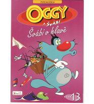 Oggy a švábi 13 - Švábi v hlavě - DVD