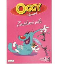 Oggy a švábi 14 - Zoubková víla - DVD