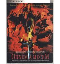 Ohněm a mečem - DVD digipack (bazarové zboží)