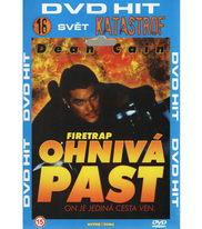 Ohnivá past ( pošetka ) DVD