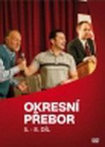 Okresní přebor 5. - 8. díl - DVD