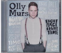 Olly Murs - Right Place Right Time - CD