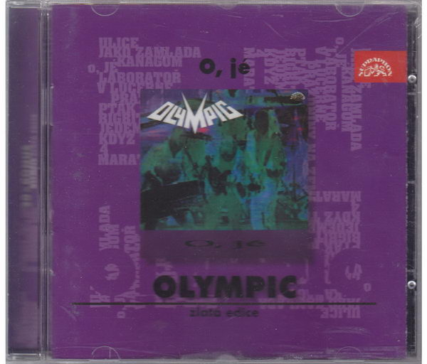 Olympic - O, jé - CD