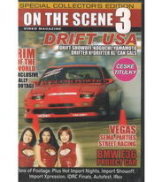 On the scene 3 - Drift USA - DVD