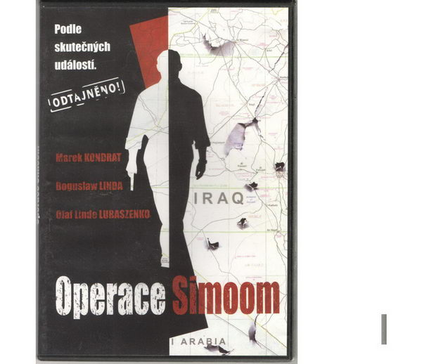 Operace Simoom - DVD
