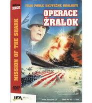 Operace žralok - DVD