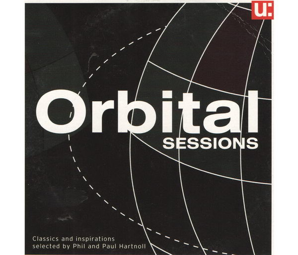 Orbital Sessions - DVD